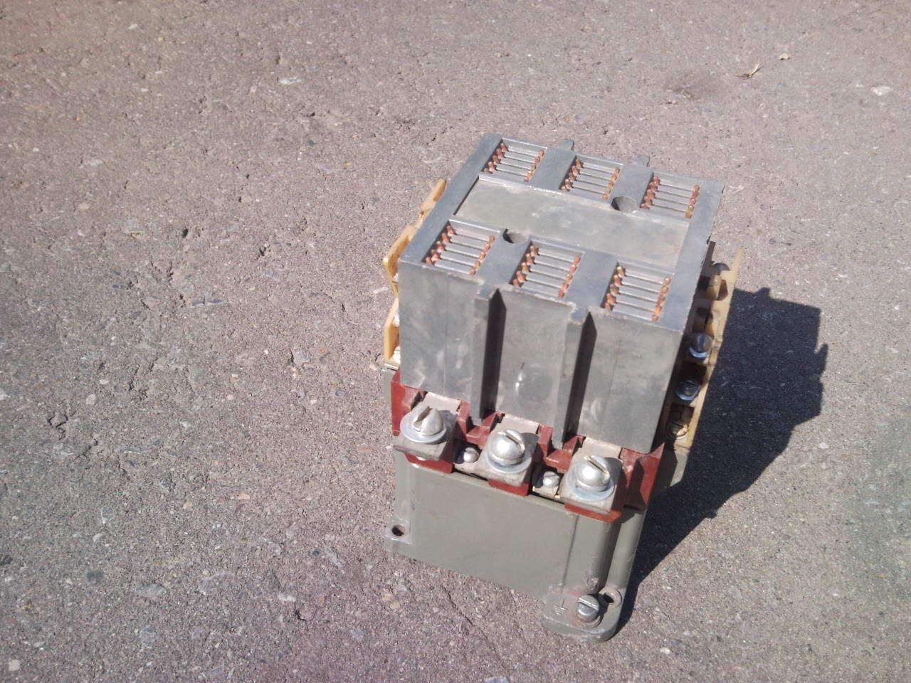 Пускатель магнитный пма 5102 380в